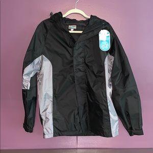 Lightning Creek raincoat